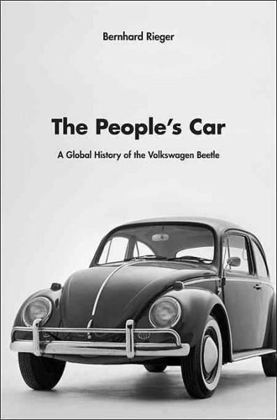 At the Berlin Auto Show in 1938, Adolf Hitler presented the prototype for a small, oddly shaped, inexpensive family car that all good Aryans could enjoy. Decades later, that automobile-the Volkswagen