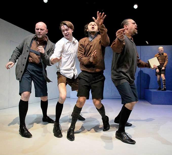 Witold Gombrowicz - Operetka (2013), Olsztyn, reż. Andrzej Majczak