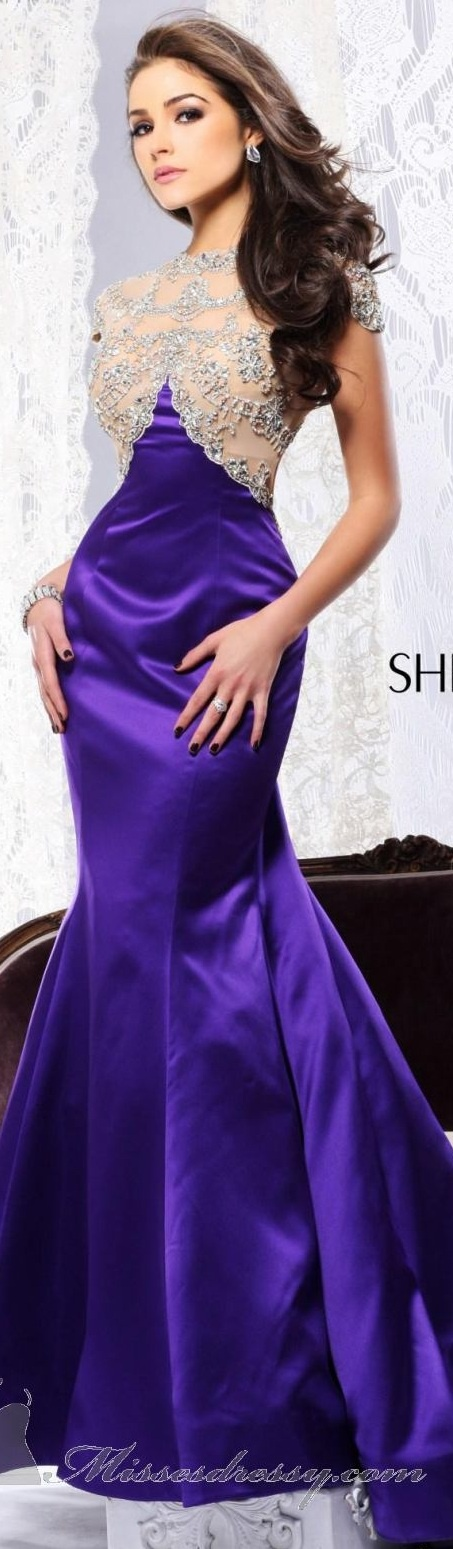 155 best Sherri Hill Collection images on Pinterest | Party outfits ...