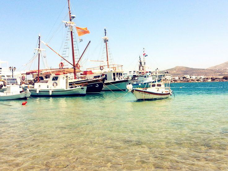 Anti-Paros, Greece