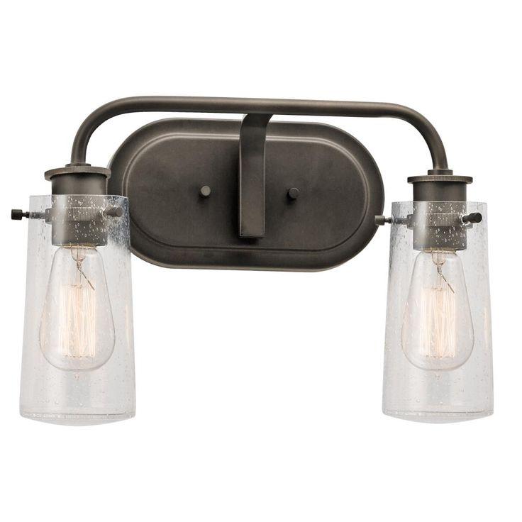 Bathroom Light Fixtures Bronze Finish 43 best lighting images on pinterest   lighting ideas, allen roth