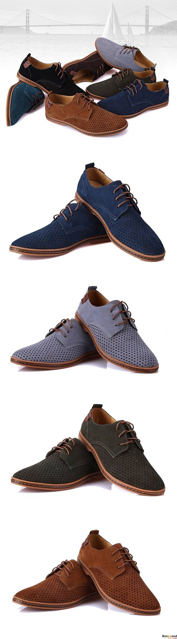 US$33.59+ Free Shipping. 7colors available. Men oxford shoes, casual comfortable shoes, oxford shoes, boots, Fashion and chic, casual shoes, men's flats, boots oxford shoes, hand stitching boots men's style, chic style, fashion style. Shop at banggood wit http://www.moderndecor8.com/