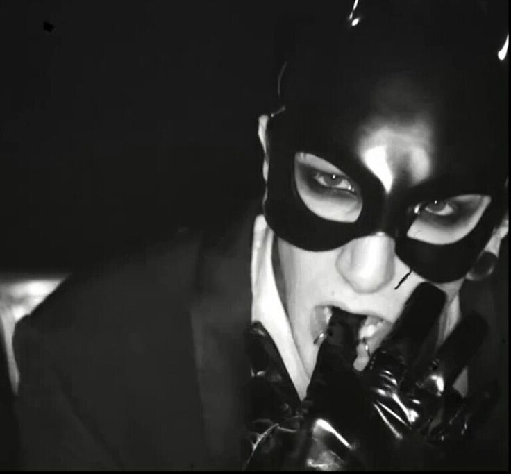 Sexy Chris Motionless in In This Moment's music video for ...