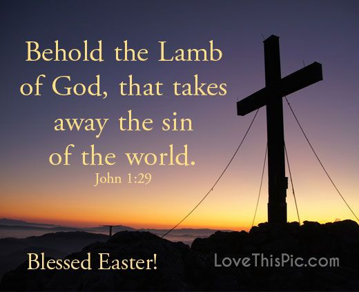 Behold the lamb quotes