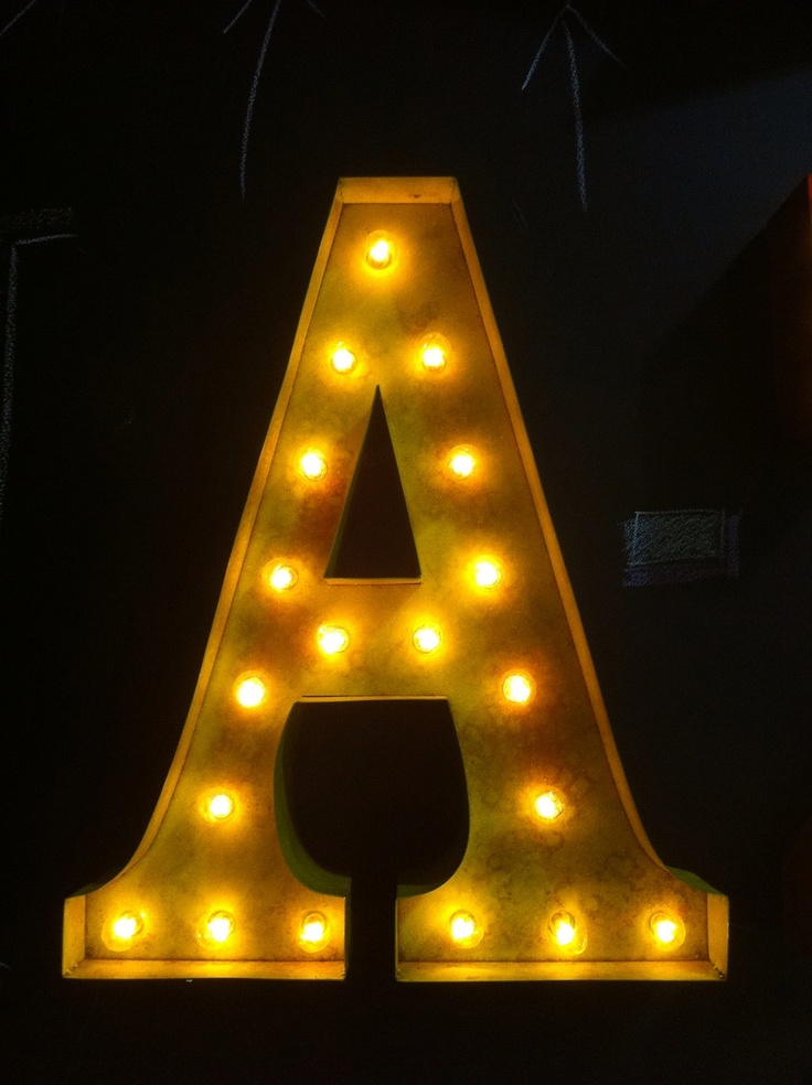 1000 images about vintage marquee signs on pinterest for Movie marquee letters