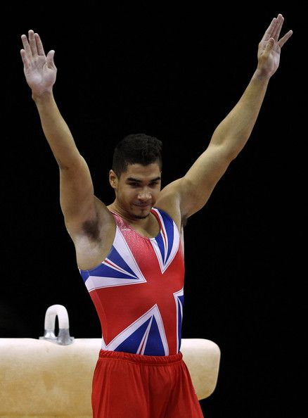 Louis Smith - Great Britain - London test event 2012