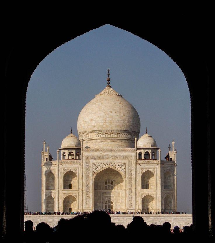 Taj Mahal... a symbol of love