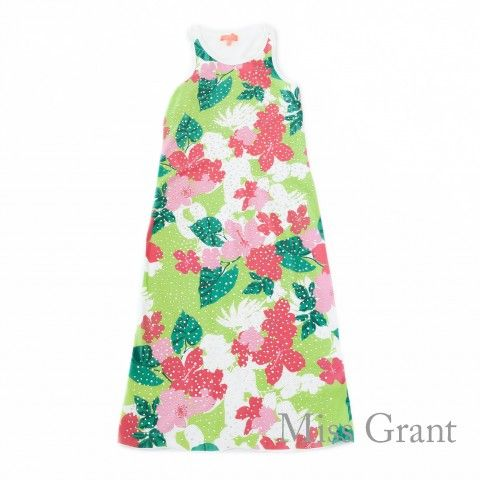 #missgrant FLOWERED LONG DREES. Sale 50% off Spring&Summer Collection! #discount