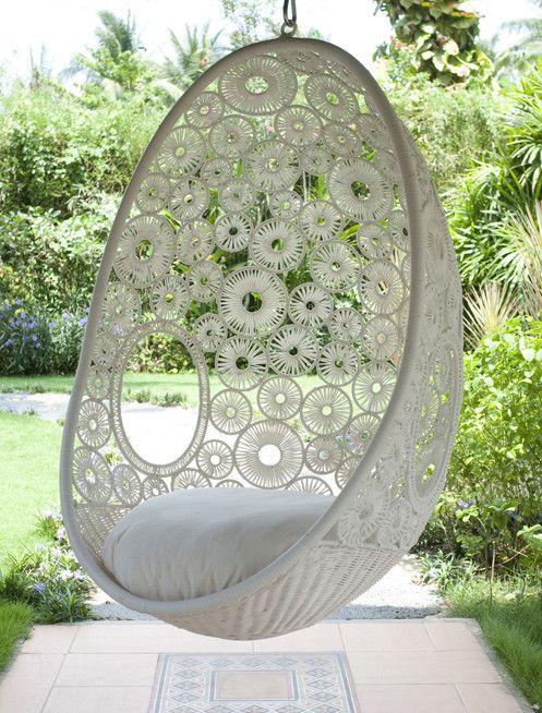Zara Hanging Pod Chair - love it, love it, love it!!