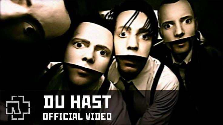 Rammstein - Du Hast (Official Video), Das exzellente Band....