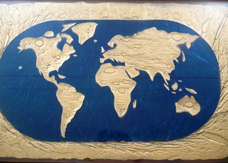 Golden Globe - Painting or Tabletop