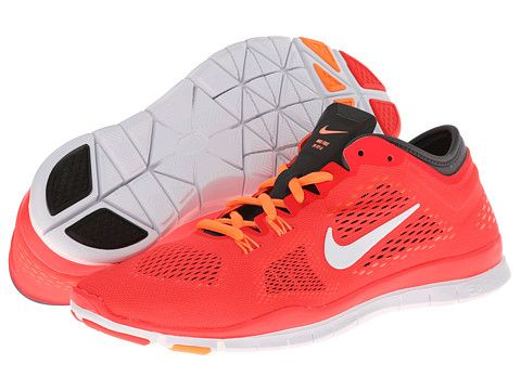 Nike Free Run 4.0 V2 Womens Black Grey Dark Pink