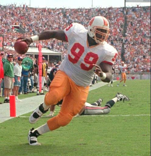 DT - Warren Sapp #99 [Tampa Bay Buccaneers] One of my all time favorite players!!