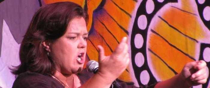 """(Inquisitr)It looks like Rosie O'Donnell is back trolling Donald Trump after she recently shared an online game with her Twitter users. The game is titled Push Trump Off A Cliff Again and it lets the user dispose of Trump in several different ways. According to TheBlaze, this has sparked a """"rabid"""" online response once again …  I have a better idea.  Let's push rosie off the cliff instead."""