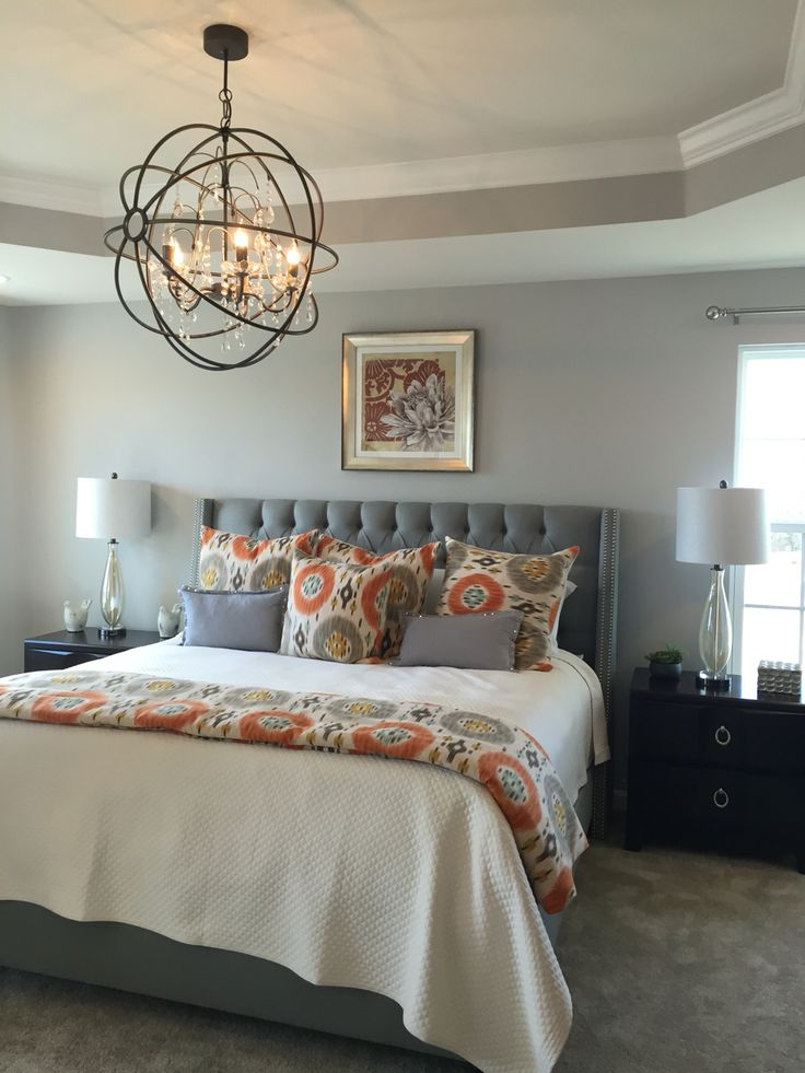 Gorgeous master bedroom for the home pinterest for Gorgeous master bedrooms