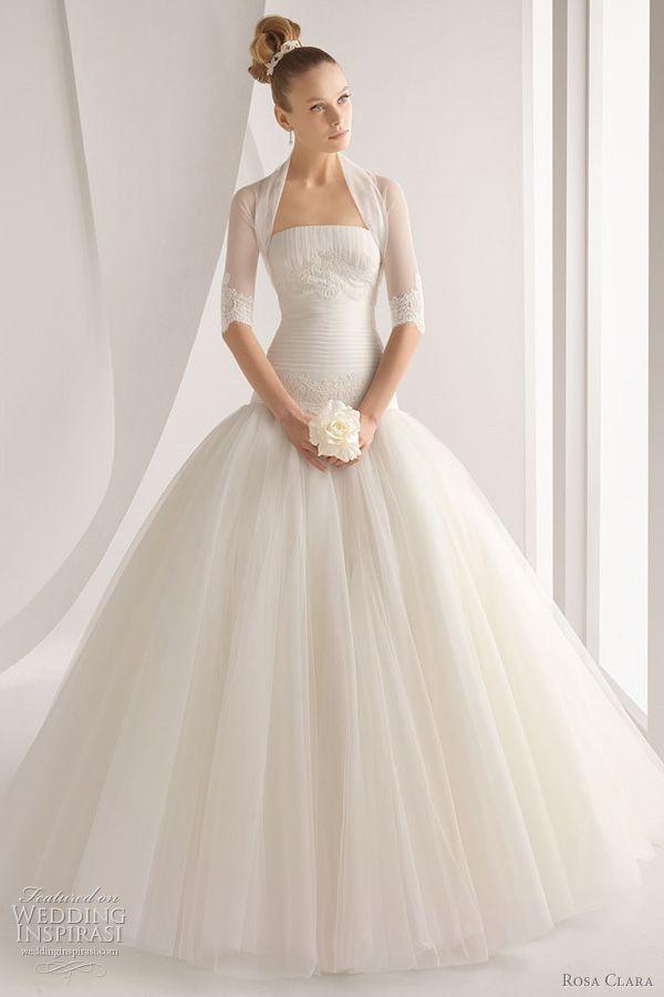 rosa clara wedding gowns 2012 acanto