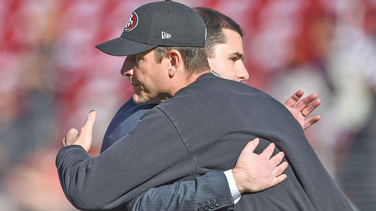 49ers owner would 'love' to get dinner with Jim Harbaugh, bury the hatchet