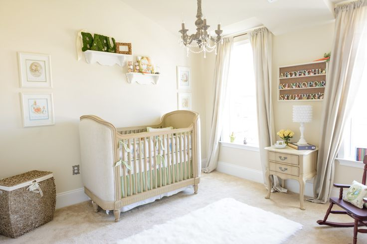 Elegant Beatrix Potter Nursery for Baby Sophia - Project Nursery