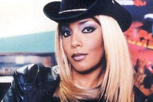 Melanie Thornton (May 13, 1967 - November 24, 2001) German singer (the duo La Bouche).
