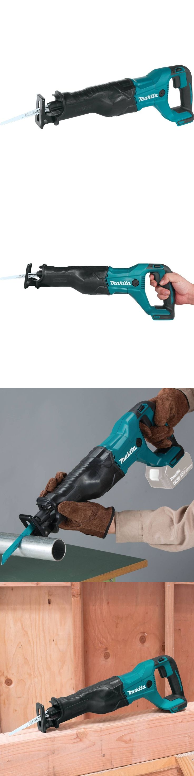 tools: Makita Xrj04z 18V 18 Volt Lithium Ion Cordless Reciprocating Saw Replaces Xrj03z -> BUY IT NOW ONLY: $76.99 on eBay!