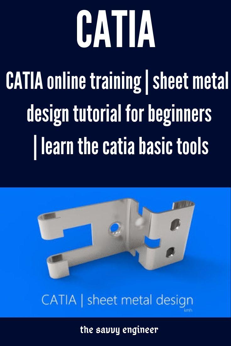 Catia free online training | tapping catia v5 (taraudage) | part.