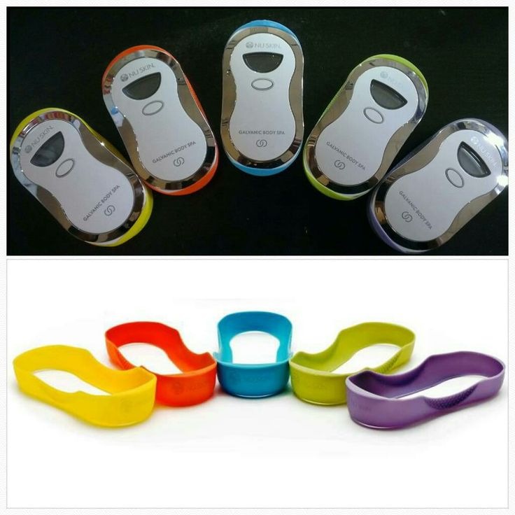 Scegli la custodia che più ti piace per il tuo Galvanic Body SPA... proprio come il tuo smartphone!!!