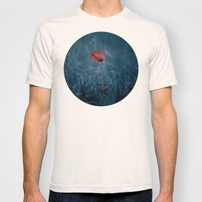Dark Spring T-shirt by unaciertamirada - $18.00