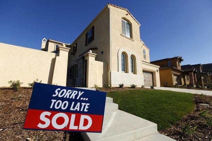 © Reuters.  Anzahl der bevorstehenden Eigenheimverkäufe fällt im November um 2,5 %, Erwartungen lagen bei 0,5 % Anstieg