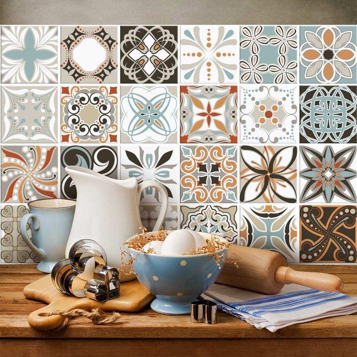 81 carrelage 10x10 cm ps00009 pvc autocollants carreaux pour salle de bains et cuisine. Black Bedroom Furniture Sets. Home Design Ideas
