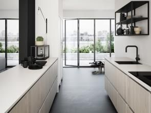 Kvik – Kök, Badrum & Garderober – Alla har rätt till ett häftigt kök