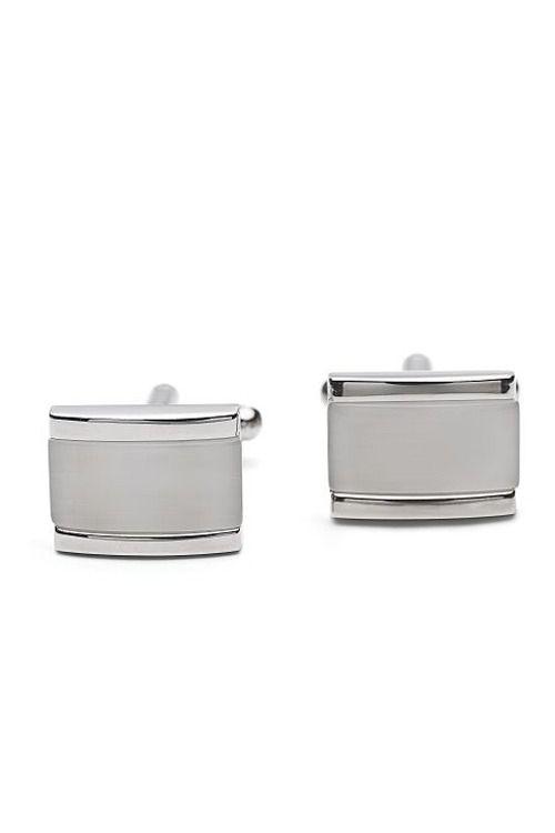 Luxe manchetknopen van het merk Abrazi. Mooie tijdloze manchetknopen die perfect aansluiten bij elke kleur en stijl. Gemaakt van Swarovski …