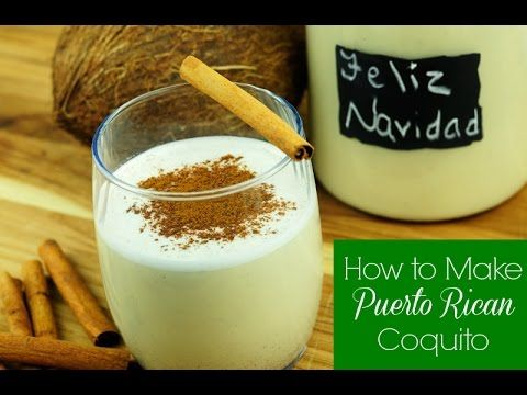 How to Make Puerto Rican Coquito - Easy 5-Ingredient Coquito Recipe {Video} | modernmami™