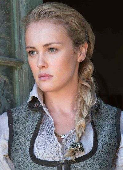 HANNAH NEW, Eleanor Guthrie dans la série Black Sails