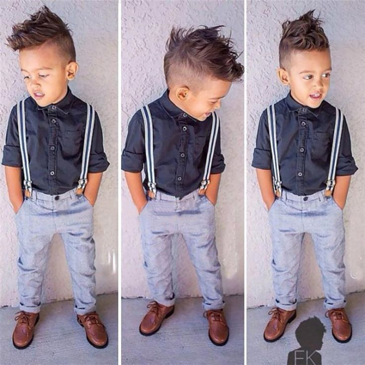 Boys Button-Up Shirt Pants and Suspender 3 PC Set ~ ONLY $25.50 ~ Buy At: http://www.dashingbaby.com/collections/boys-kids-clothes/products/boys-button-up-shirt-pants-and-suspender-3-pc-set