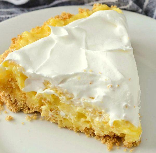 Pineapple icebox pie easy recipes