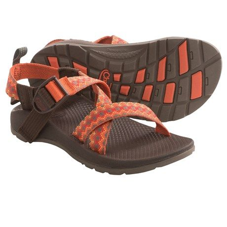 Chaco Z/1 Ecotread Sport Sandals (For Kids and Youth))