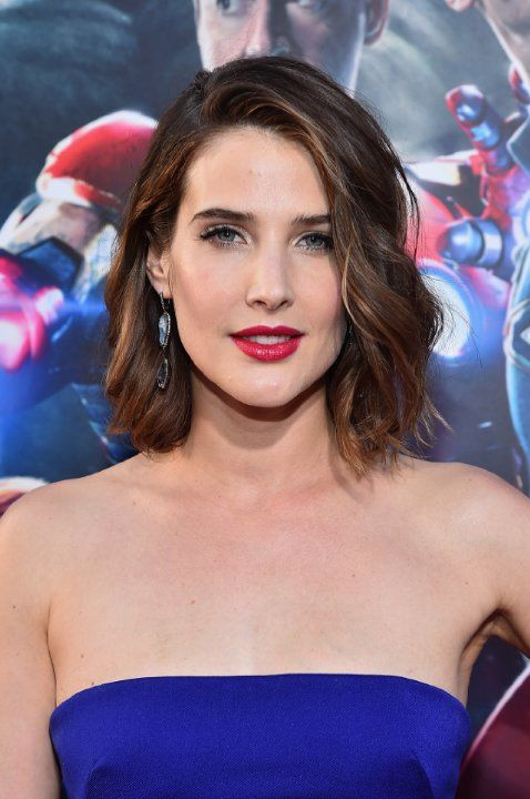 Cobie Smulders at event of Avengers: Age of Ultron (2015) - Photo by Alberto E. Rodriguez - © 2015 Getty Images - via imdb
