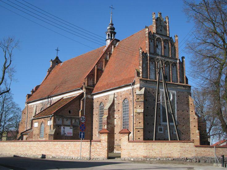 North Mazovian gothic architecture, Szreńsk