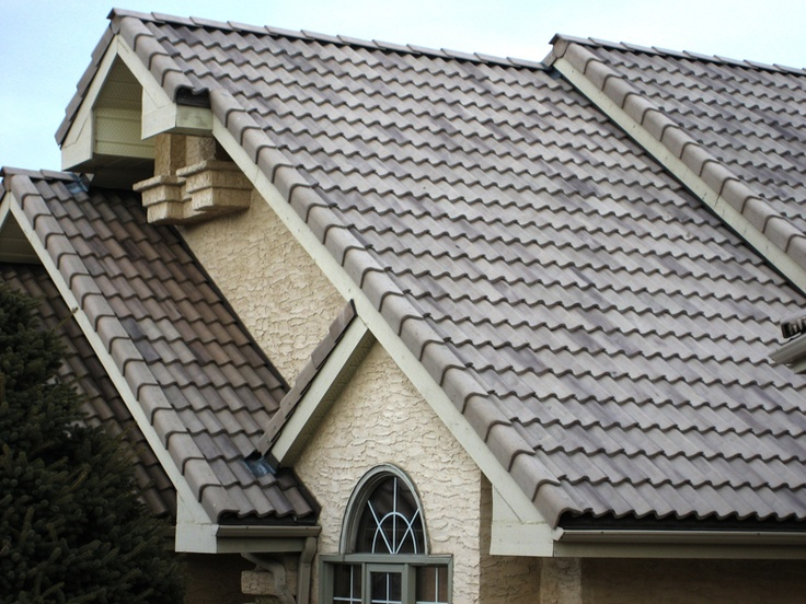 12 Best Concrete Tile Roof Images On Pinterest Roofing