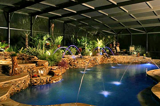 869 best images about spa pool tubs on pinterest - Above ground swimming pools orlando florida ...
