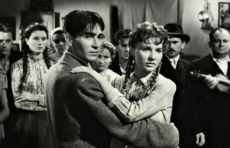 Körhinta (1955) - Törőcsik Mari és Soós Imre ♥