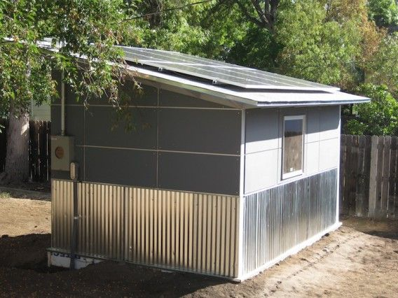 17 best ideas about studio shed on pinterest backyard for Prefab she shed