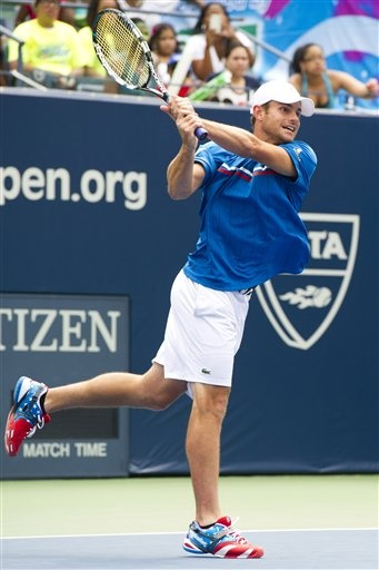 andy roddick us open 2012