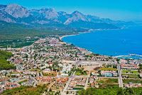 Турция: Кемер – туристический город на юге Турции