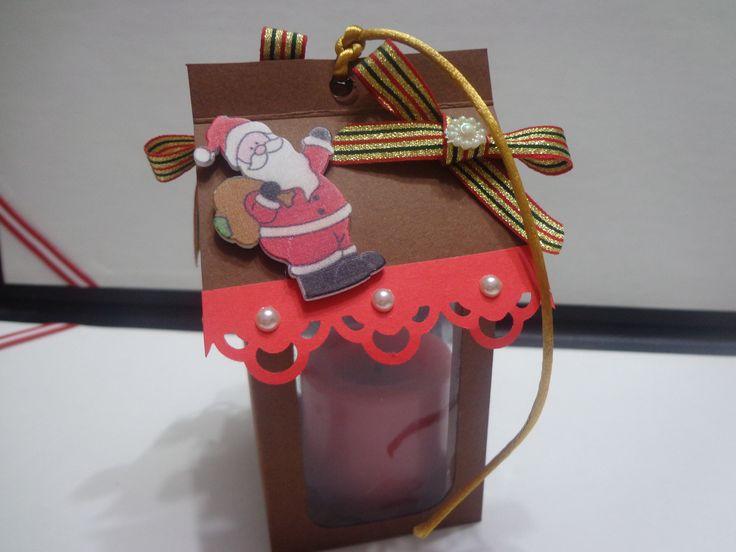 Un farolito navideño!!!!!