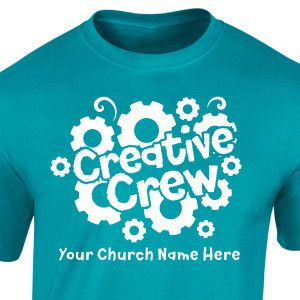 Custom VBS T-Shirts for your Maker Fun Factory Staff