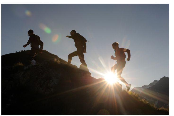 Le TREG de l'Ennedi #Tchad Photo: Ultra trail du Mont Blanc en France