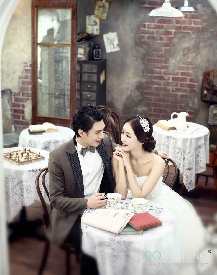 Korean Concept Wedding Photography IDOWEDDING wwwido weddingcom
