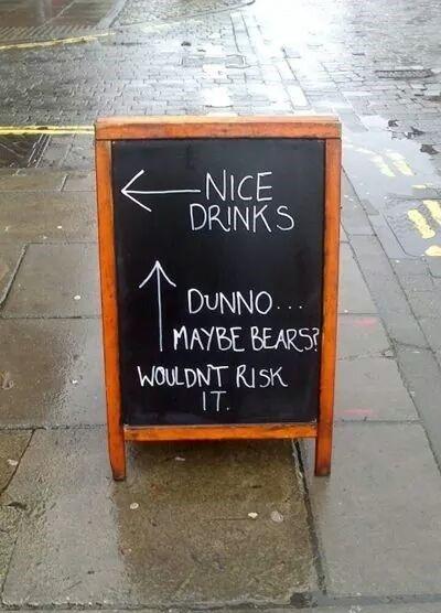 Manche Sachen solltest Du besser nicht riskieren!