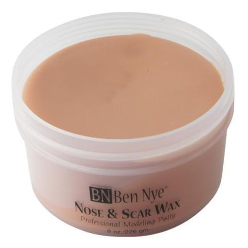 Ben Nye Nose and scar Wax Professional Modeling Putty 8 oz jar Ben Nye http://www.amazon.com/dp/B00ATRDWCC/ref=cm_sw_r_pi_dp_EpiLwb1CACYN1